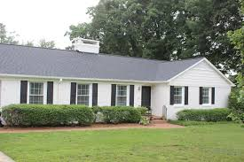 Exterior Paint Colors For Ranch Style Homes by Baby Nursery Brick Ranch House Best Painted Brick Ranch Ideas On