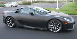 lexus coupe black file lexus lfa matte black side profile jpg wikimedia commons