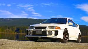 400 hp jdm lancer evo 5 daily boosted pizza youtube