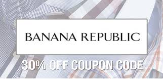 banana republic black friday coupon banana republic coupon code 30 off purchase ends 1 6
