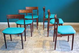 Hansen Patio Furniture by Mid Century 39 Dining Chairs By Henry Rosengren Hansen For Brande