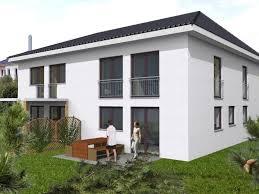 Doppelhaus Modernes Doppelhaus In Isny