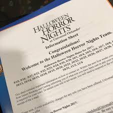 halloween horror nights 15 halloweenhorrornights on topsy one