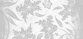 silver flowers european silver flowers obscure background silver continental