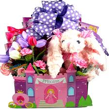 princess easter baskets princess easter gift basket