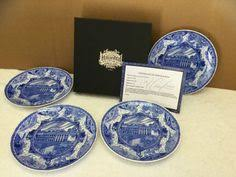 40th anniversary plates complete mint set of 12 disneyland 40th anniversary collector