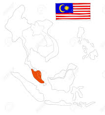 Philippine Flag Means Drawing Map Of South East Asia Countries That Will Be Member