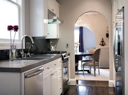white kitchen cabinets with beige granite countertops others