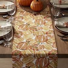 crate and barrel table runner tag thanksgiving damask gold print table runner 7 015 rub liked