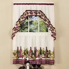 Blackout Kitchen Curtains Blackout Kitchen Curtain Sets Curtains Drapes For Window Jcpenney