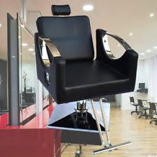 Reclining Makeup Chair Salon Tables Chairs U0026 Dryers Ebay