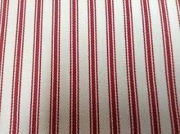 Ticking Stripe Curtains Falmouth Herringbone Ticking Stripe White Cotton Upholstery