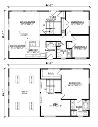 Cabin Floor by Log Cabin Modular Homes Kintner Floor Plans Serving Northeast