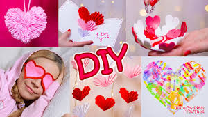 Valentine S Day Homemade Gift Ideas by 50 Cool Diy Valentine Gifts Diy Joy