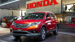 Honda Crv Diesel Usa Honda Cr V With 1 6 I Dtec Diesel Arrives In Geneva