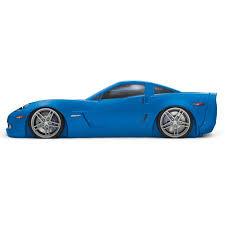 blue corvette bed product