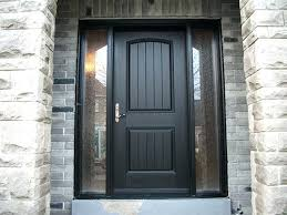 All Glass Doors Exterior Single Front Entry Doors Craftsman Style Exterior Doors Craftsman