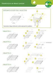 Fabriquer Un Poulailler En Palette by Construire Un Poulailler Avec Quatre Palettes