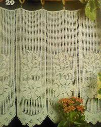 Crochet Lace Curtain Pattern 42 Best Crocheted Butterflies Patterns Images On Pinterest