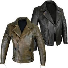 motorcycle waistcoat mens elite patrol leather motorcycle jacket