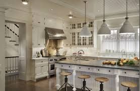 kitchen modern kitchen with white stylish equipped with a table