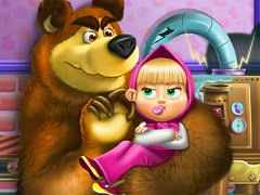 masha bear games games kids 2