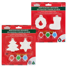 bulk house paint your own ornaments kits 2 ct packs at