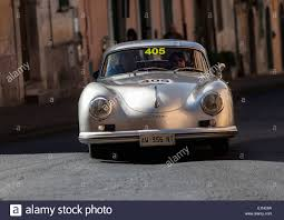 porsche 356c 1955 porsche 356 1500 gs carrera competing in the mille miglia