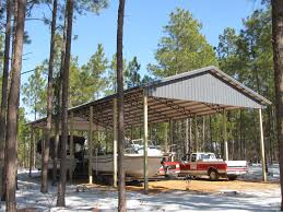 need metal 30 x 60 x 16 rv or motorhome cover tall pole barn