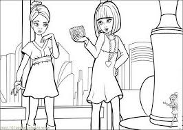 barbie thumbelina coloring pages coloring pages barbie thumbelina cartoons free printable 453432