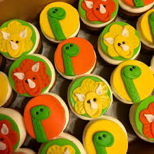 dinosaur cupcakes cake for my nephew baking forums
