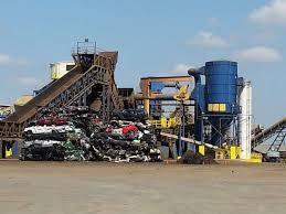 auto junkyard texas danger in air near metal recyclers houston chronicle