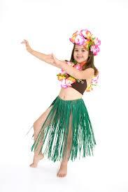tropical luau party cartoon cuts