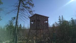 Deer Blind Elevator Brackets Box Stand Legs 4x4 Or Multiple 2x4 U0027s