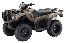 2013 honda fourtrax foreman 4x4 es trx500fe review