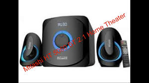 complete home theater mitashi ht 5060 bt 2 1 home theater complete review youtube