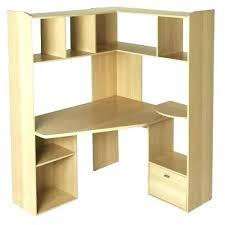 bureau informatique angle bureau d angle bois bureau informatique d angle avec petit buffet