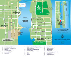 Florida Beaches Map by Location Map Palm Harbor Marina The Palm Beaches Florida