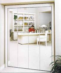 Mirror Doors For Closet Mirrored Closet Doors Home Depot Designs Ideas And Decors