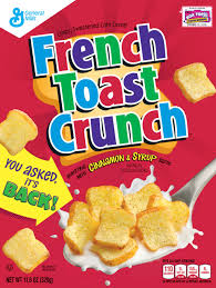Can Blind People See The Taste Of Cinnamon Toast Crunch Cereals In Your Pantry Lipstick Alley