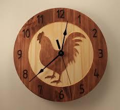 bright decorative kitchen wall clock 138 decorative kitchen wall