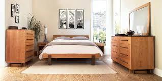cherry oak bedroom set top american made solid wood bedroom furniture surewood summit