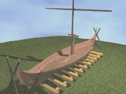 building a viking ship youtube