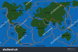 Fault Lines United States Map by Magnitude 6 9 Earthquake Strikes Central Mid Atlantic Ridge