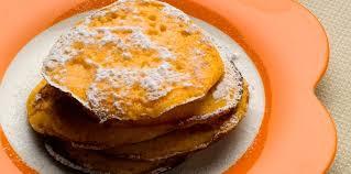 cuisine potiron pancakes au potiron facile et pas cher recette sur cuisine actuelle