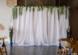 wedding backdrop for pictures wisteria wedding backdrop rigby rentals
