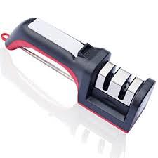 kitchen knives sharpening kitchen knife sharpener from gimehome 2 stage coarse