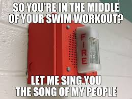Fire Drill Meme - the schumin web well tonight s workout was fun