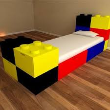 Lego Bed Frame Building Block Bed If You Child Has Been Asking For A Lego Themed