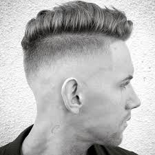 mans old fashion haircut parted down middle top 25 short men s hairstyles in 2018 men s hairstyles